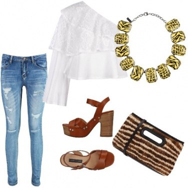 Outfit Urban gipsy