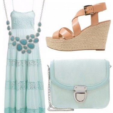 Outfit L\'estate, verde menta!