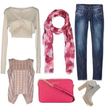 Outfit It\'s spring time