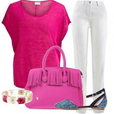 Outfit Bangle coi fiori