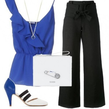Outfit Spilla da balia