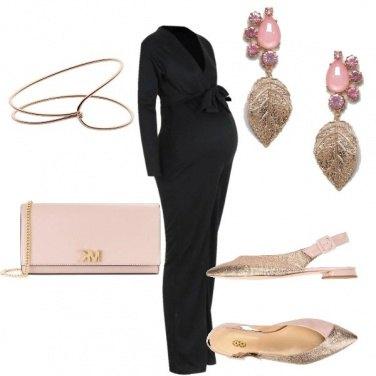 Outfit Cerimonia premaman