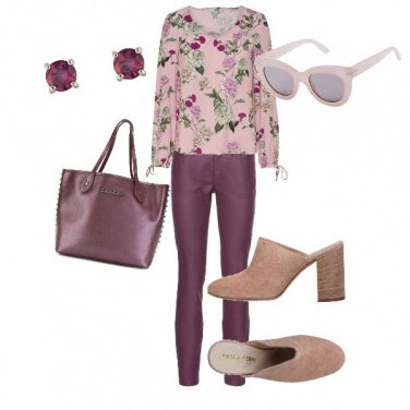 Outfit Camelie