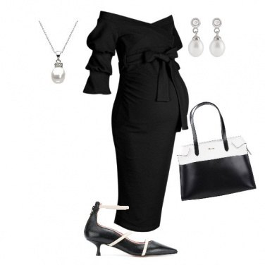 Outfit Pancione super chic