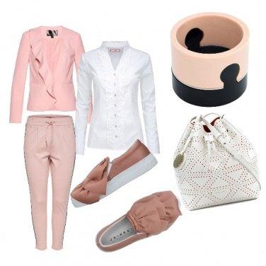 Outfit Giornata frizzante in ufficio