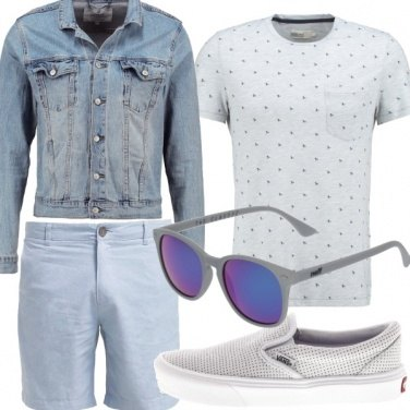 Outfit Simple man