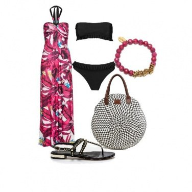 Outfit Spiaggia #03
