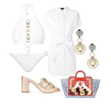 Outfit Beach #04