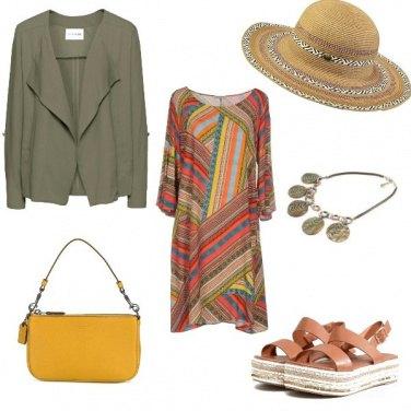 Outfit Primavera tenue