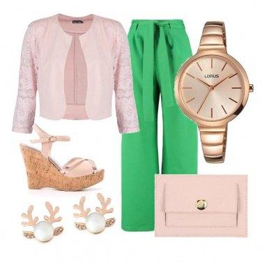 Outfit Con tutto charme