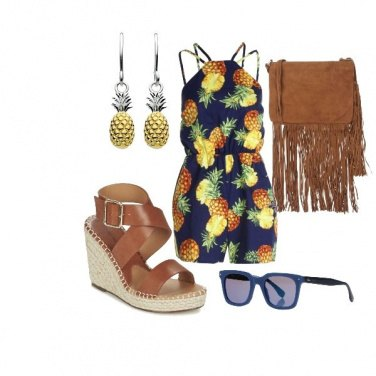 Outfit Pineapple please