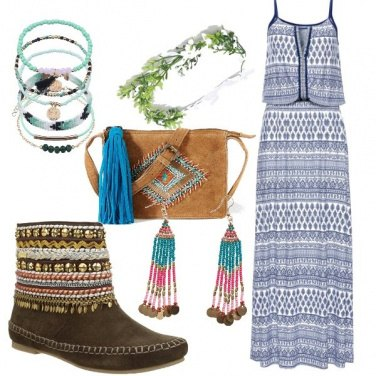 Outfit California dream