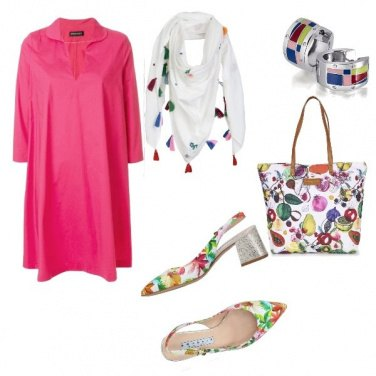 Outfit In allegria in dolce attesa