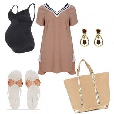 Outfit A spasso sul lungomare