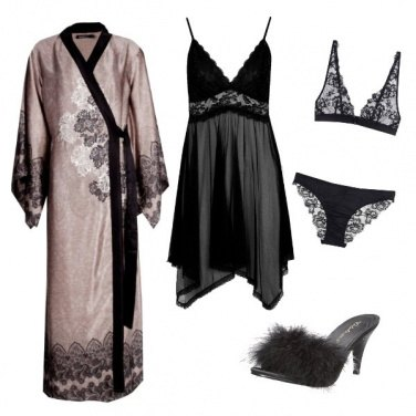 Outfit Notte sexy
