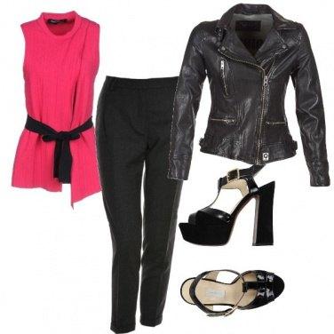Outfit Al centro commerciale con le amiche