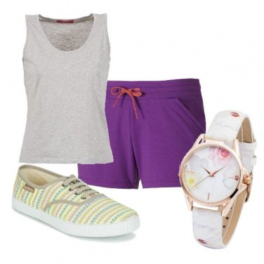 Outfit Running, con le amiche