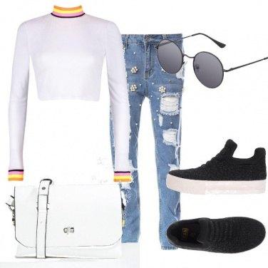 Outfit Giovane modaiola