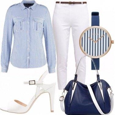 Outfit Basta poco per essere elegante