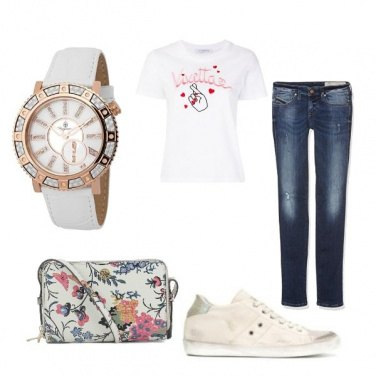 Outfit A scuola trendy