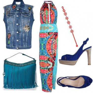 Outfit Barcellona