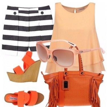Outfit A spasso a saint tropez