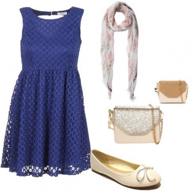Outfit Tocco di luce