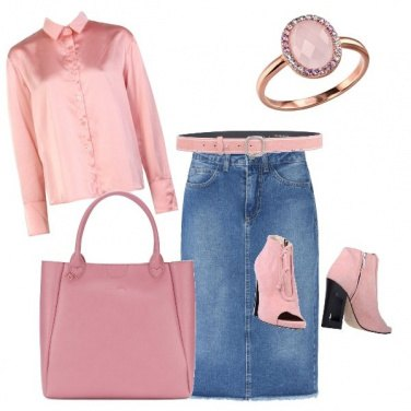Outfit Pink day