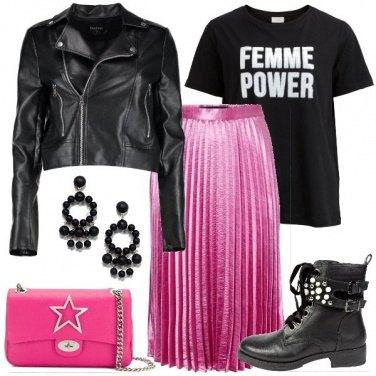 Outfit Potere femminile