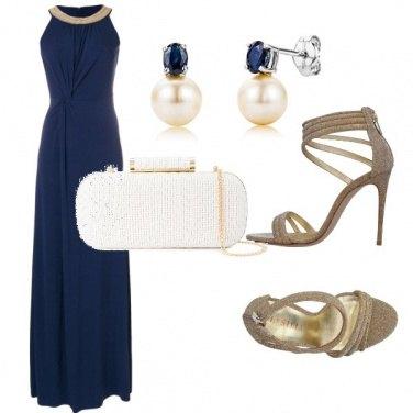 Outfit Matrimonio elegante