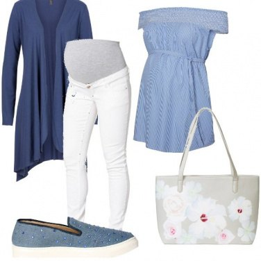 Outfit Mamma felice