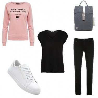 Outfit School trip