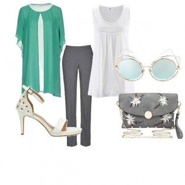 Outfit Verso la primavera...