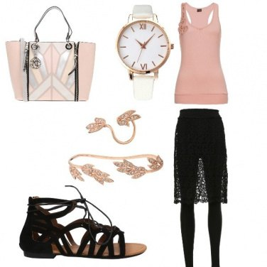 Outfit Comoda chic