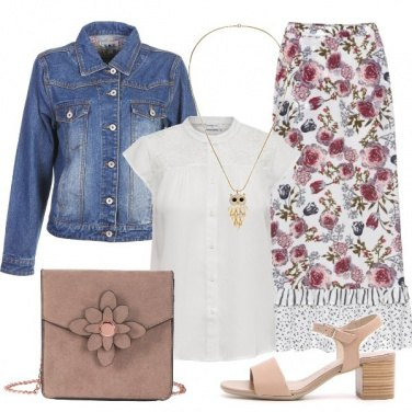 Outfit Siamo come fiori