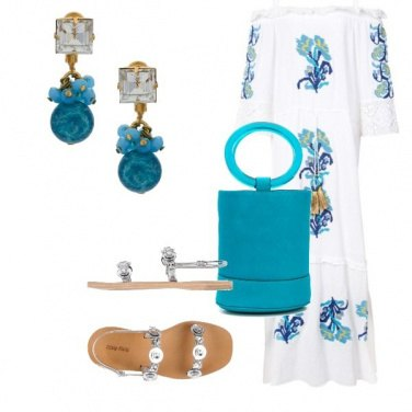 Outfit Etnico #609
