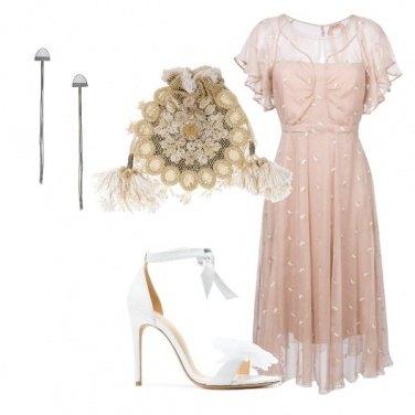 Outfit La borsa di lusso