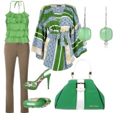 Outfit For ever green