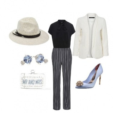 Outfit MR and MRS
