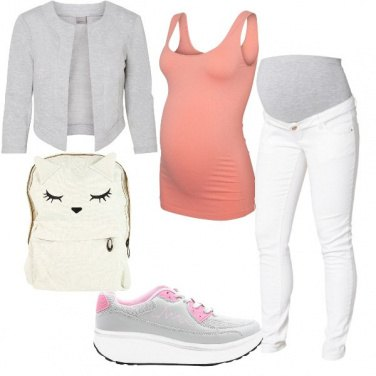 Outfit Mamma sporty