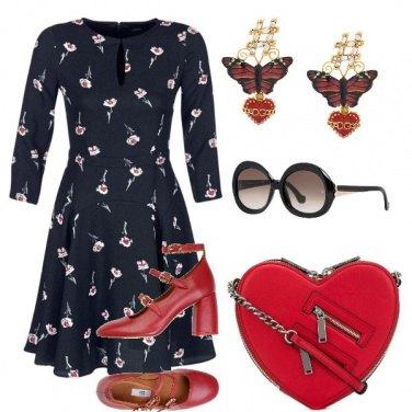 Outfit L\'importanza del vestito