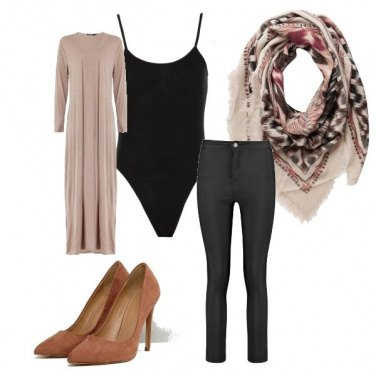 Outfit Underblack