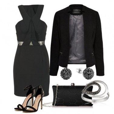 Outfit Nero elegante