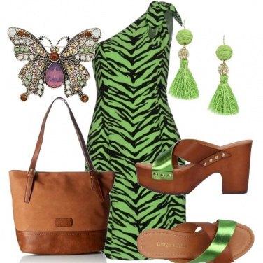 Outfit Anello farfalla