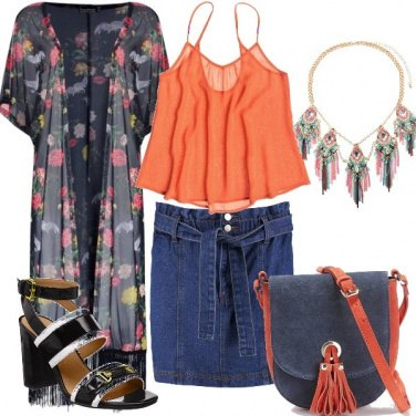Outfit Etnico #618