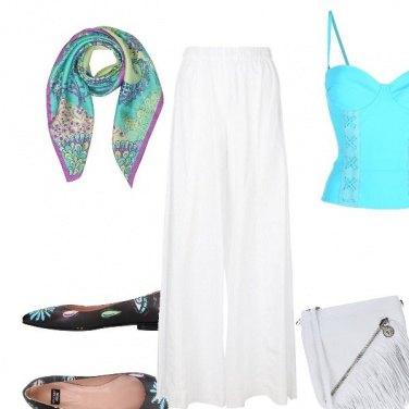 Outfit Come un'odalisca