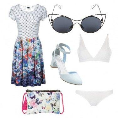 Outfit Primavera d\'intorno