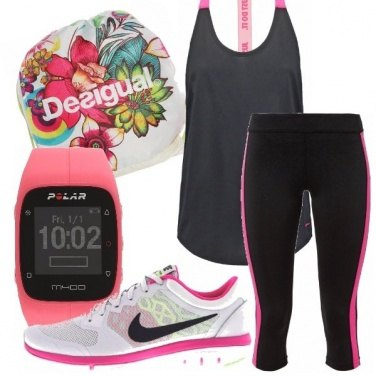 Outfit I love run!