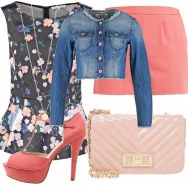 Outfit L\'allegria dei fiori!