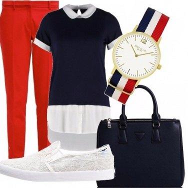 Outfit Vive la france!